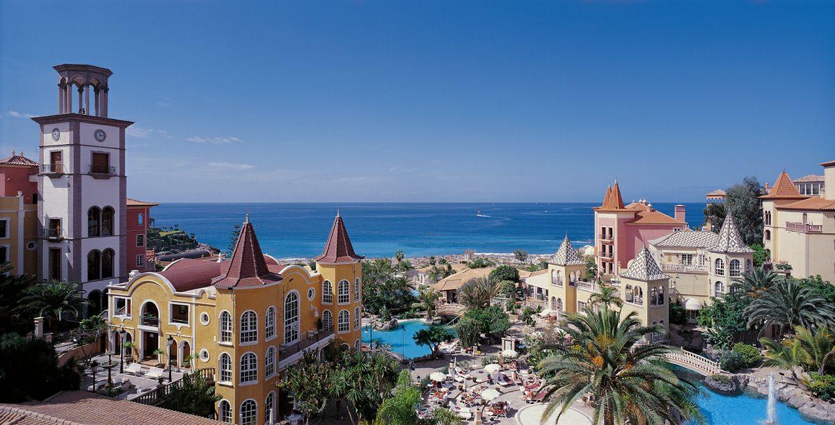 Bahia del duque - Tenerife hotel bahia del duque ...