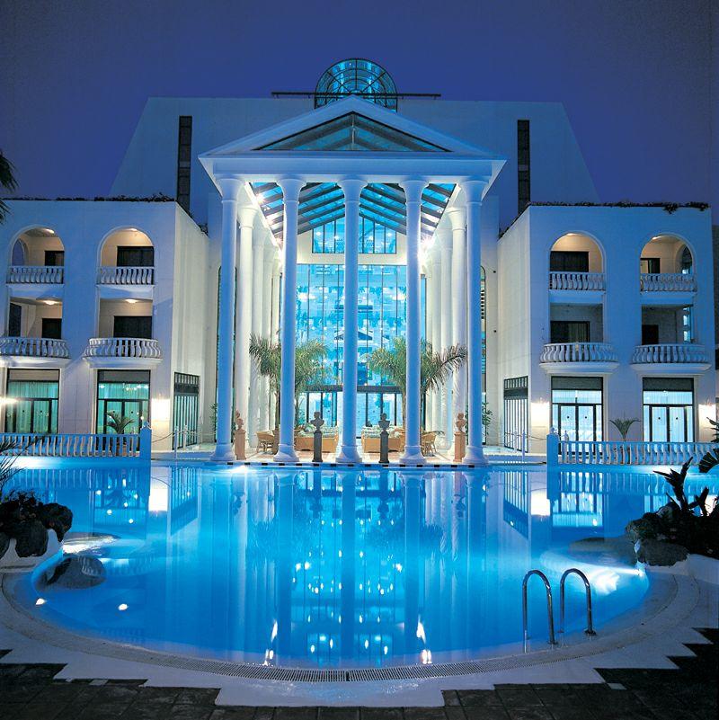 04 >> Отель Guayarmina Princess, Тенерифе