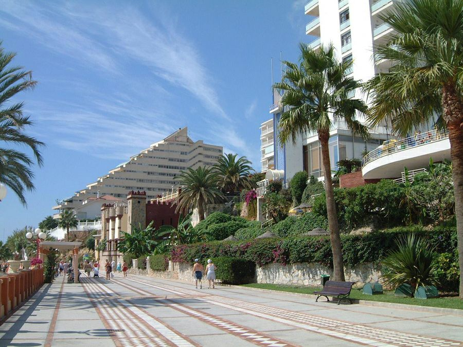 Туры по испании коста бланка недвижимость